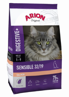 ARION ORIGINAL CAT ADULT SENSIBLE - ADULT SENSIBLE 3 kg
