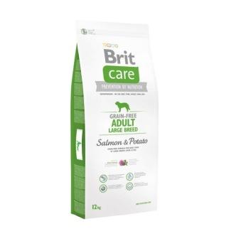Brit Care Grain-Free Adult Large Breed Salmon & Potato -