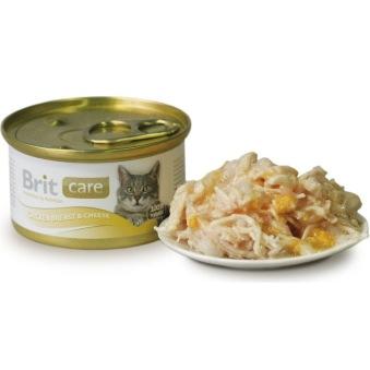 Brit Care Cat  Chicken Breast & Cheese - Chicken Breast & Cheese