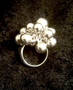 Ring Silverkulor - Ring Silverkulor