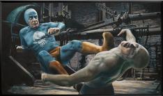 Fight av Andreas Englund.