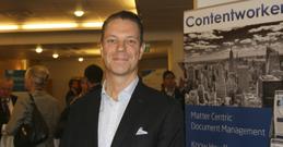 Tobias Wåhlén, marknads- och kommunikationschef, Lindahl.