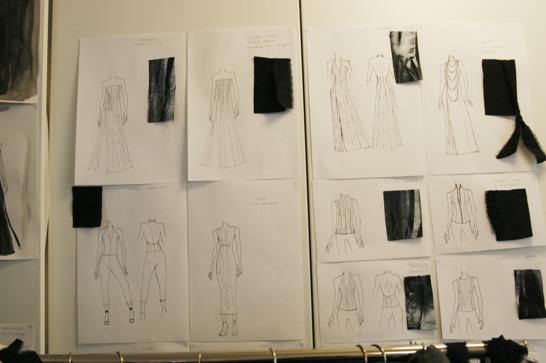 Arbetsskisser för AV:ART.