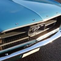 Ford Mustang MK rekond
