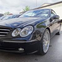 Mercedes CLK 500 mkrekond.se