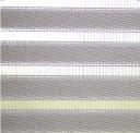 Ränder i tre bredder: 4, 7 och 14mm. Ju bredare rand desto mer utsikt när gardinen är öppen.