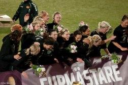 Cupguldet 2011 var klubbens första stora titel