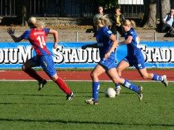 Match mot Örebro på Slottsskogsvallen 2005.