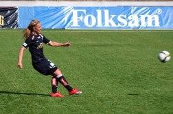 Jenny Hallstensson i KGFC 2009.
