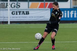 Yael Averbuch målskytt i Danmark.