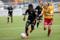 Anita Asante på språng