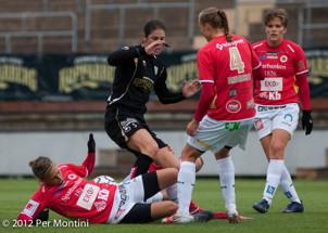 Förra säsongen besegrade KGFC Kristianstad med 3-0 både i cupen och i Damallsvenskan. Låt oss hoppas på en repris ;)