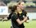 Målskytten Jodie Taylor kramas om av Amanda Edgren