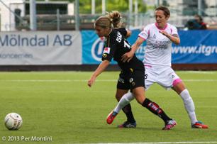 Ska KGFC lyckas utmana Malmö om seriesegern 2014?
