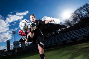 Låt oss hoppas att Sara Lindéns fina målform håller i sig även mot Hovås/Billdal.