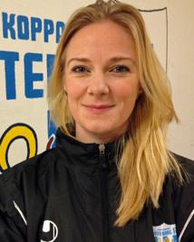 Matilda Lundblad ny läkare i KGFC.