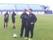 Stefan Rehn synar träningen