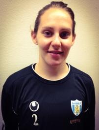 Tre mål av Manon Melis mot Gran Canaria.