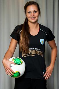 Lieke Martens bäst på planen i ett mycket bra KGFC mot Vittsjö.