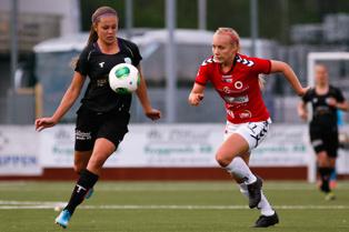 Lieke Martens blev vald till matchens lirare.
