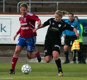 Är kanske Sara Lindén din favorit i Damallsvenskan?