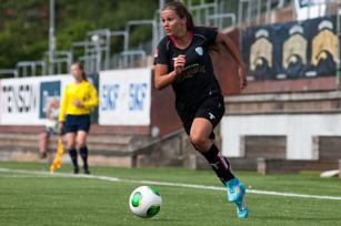 Lieke Martena är en av två holländskor som redan är klar för nästa säsong.