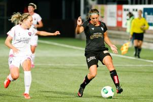 Lieka Martens vald till matchens lirare.