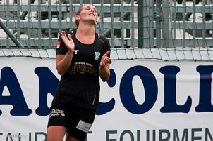 Manon Melis enda målskytten när KGFC besegrade Örebro på bortaplan med 1-0.