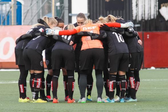 Vi är KGFC, vi vinner tillsammans. Foto: PER MONTINI