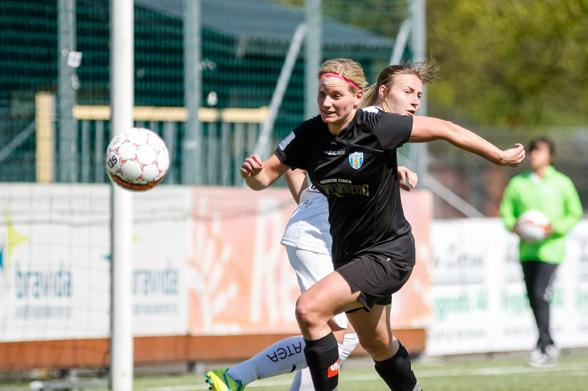 Sara Lindéns två mål räddade en poäng på bortaplan mot Vittsjö.