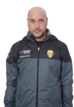 Thomas Garnold, 49, tar över som målvaktstränare I KGFC.