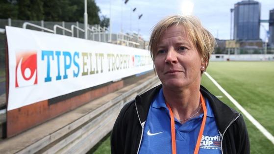 Camilla Ackerfors blir en av de ansvariga i KGFC:s F19-verksamhet,
