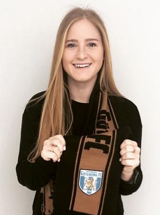Savannah Levin är en tuff och karaktärsstark ytterback/yttermittfältare. I dag blev hon klar för Kopparbergs/Göteborg FC.