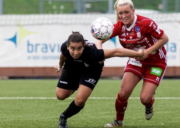 Annahita Zamanian ses som ett framtidsnamn, inte bara i Sverige utan också i FranrikE. Foto: PER MONTINI