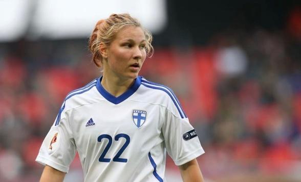 Natalia Kuikka, 23 – klar för KGFC!