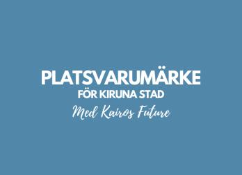 Platsvarumärke för Kiruna