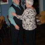 I dansens virvlar, Kurt Johansson med hustru