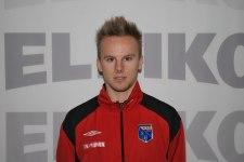 2-0 Målskytten Robin Thomasson