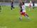 Träningsmatch, IS Halmia - BK Utsikten, 1-6, Foto: Guy Palm
