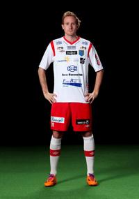 Wilhelm Ingves fick förtroendet på topp från start, och gjorde 0-1 redan efter fem minuter.
