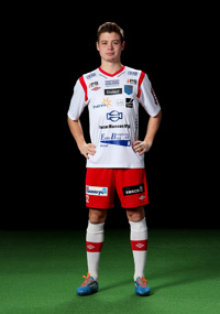 Erik Ferman, nyförvärv från IFK Värnamo