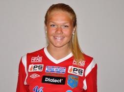 Matilde Abrahamsson får chansen att visa vad hon gör för mot Nittorp.