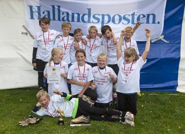 Vinnare 2014: Stenstorpsskolan 5A Foto: Digitalfoto Roger Bengtsson
