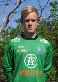 Malte Påhlsson, IS Halmia U17