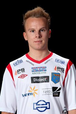 Robin Thomasson målskytt mot Trelleborg.
