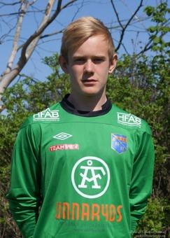 Malte Påhlsson får chansen i målet ikväll mot Lidhult.