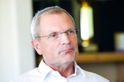 Björn Andersson, mannen med ena foten i Bayern München och andra foten i IS Halmia.