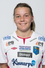 Ebba Hed, numera rikskändis.