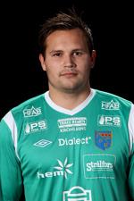 Jonas Käck, en fantastisk målvakt men också en otroligt bra kille. Kommer att vara saknad på Örjans Vall.