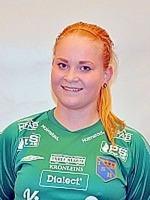 Isabel Sandström känner sig redo inför cupmatchen mot Kristianstad.